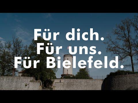 Für dich. Für uns. Für Bielefeld.